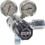 分析機用フィン付二段圧力調整器 NHW-1B NHW1BTRCCH4 (434-4791) 《ガス調整器》