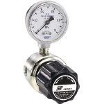 高純度ガスライン用圧力調整器 SR-1LL SR1LLTRC (434-5037) 《ガス調整器》