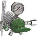 フィン付圧力調整器 YC-1F YC-1F (434-6611) 《ガス調整器》