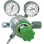 フィン付圧力調整器 YR-200ヨーク枠タイプ YR200B (434-6653) 《ガス調整器》