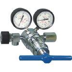 高圧用圧力調整器 YR-5062V YR-5062V (434-6718) 《ガス調整器》