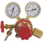 水素用圧力調整器 YR-70V YR70V2212HG03 (434-6769) 《ガス調整器》