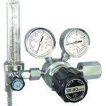 汎用小型圧力調整器 YR-90F(流量計付) YR90FN2TRC (434-6823) 《ガス調整器》