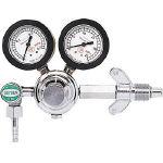 活魚用圧力調整器 YR-90K(関西式) YR90KW (434-6858) 《ガス調整器》, MONQLE:7ef4abd4 --- adfun.jp