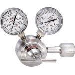 腐食性ガス用圧力調整器 YS-1 YS-1CL2 (434-6921) 《ガス調整器》