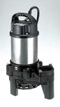 ツルミ (鶴見) 水中ポンプ 50PN2.4 50HZ (樹脂製雑排水用水中ハイスピンポンプ)