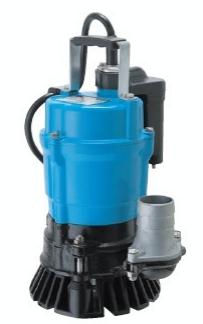 ツルミ (鶴見) 水中ポンプ HS2.4S 60HZ (一般工事排水用水中ハイスピンポンプ)