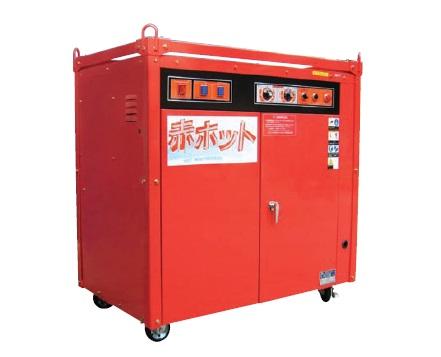 【代引不可】 ツルミ (鶴見) ジェットポンプ HPJ-110HC 〈モータ駆動シリーズ/温水タイプ〉《高圧洗浄機》 【メーカー直送品】