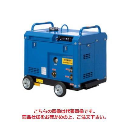 【直送品】 ツルミ (鶴見) ジェットポンプ HPJ-15100DS2 〈エンジン駆動シリーズ/防音タイプ〉《高圧洗浄機》