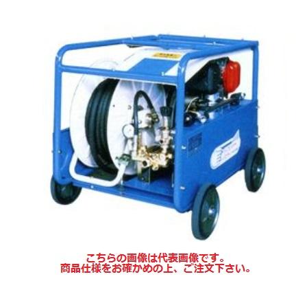 【代引不可】 ツルミ (鶴見) ジェットポンプ HPJ-37GE4 〈エンジン駆動シリーズ/ベルト掛けタイプ〉《高圧洗浄機》 【メーカー直送品】
