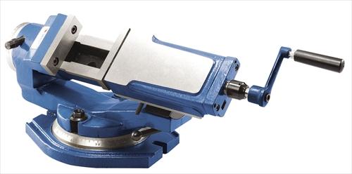 【直送品】 VERTEX(バーテックス) 油圧ユニバーサルマシンバイス VHT-4U