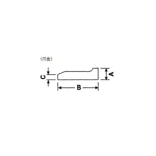 VERTEX(バーテックス) (VP-100)パラレルブロック VP100-15X31 (2本1組)