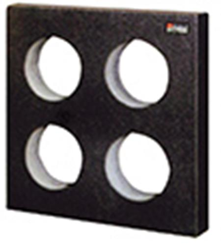 【直送品】 VERTEX(バーテックス) 石製直角マスターアングル VQR-400