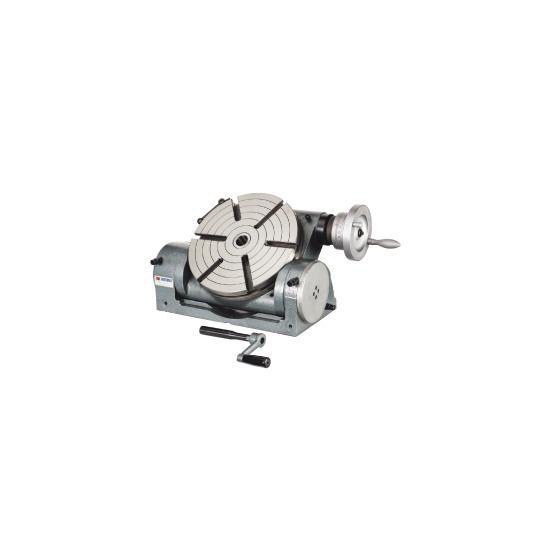 【直送品】 VERTEX(バーテックス) 傾斜式ロータリテーブル VUT-10 (手動式)