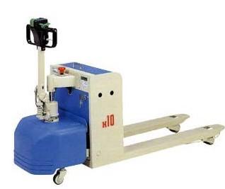 【直送品】 をくだ屋技研 (OPK) 自走式キャッチパレットトラック CPR-10S-A 《受注生産品》