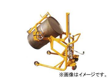 【代引不可】 をくだ屋技研 (OPK) ドラム運搬回転機 DL-H300-6DT 【メーカー直送品】