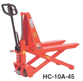 【直送品】 をくだ屋技研 (OPK) 手動式ハイキャッチ HC-10A-45
