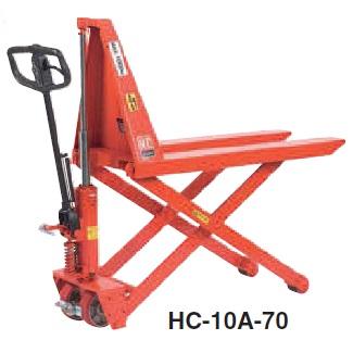 【直送品】 をくだ屋技研 (OPK) 手動式ハイキャッチ HC-10A-70