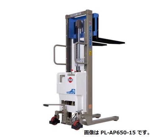 【直送品】 をくだ屋技研 (OPK) エアー式パワーリフター(エアーモーター) PL-A500-15 《受注生産品》