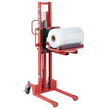 【直送品】 をくだ屋技研 (OPK) ピロー包装ロール交換用リフター(ターンテーブル式) PL-H200-12SR 《受注生産品》