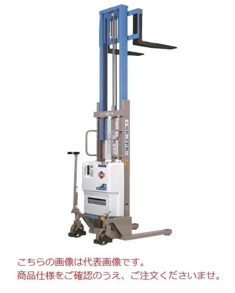 【直送品】 をくだ屋技研 (OPK) 電動式パワーリフター (Wタイプ) PLW-E650-25 《受注生産品》