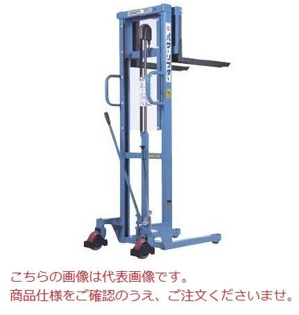 【直送品】 をくだ屋技研 (OPK) 手動式パワーリフター (Wタイプ) PLW-H650-25 《受注生産品》