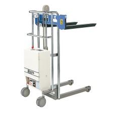 【直送品】 をくだ屋技研 (OPK) 標準型テーブル式サントカー (標準型バッテリータイプフォーク式) SC-D4-12F-A 《受注生産品》