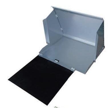 持ち運びに便利な折り畳み式 直送品 キシデン工業 火花カバー 日本全国 送料無料 訳ありセール 格安 cover-alumi 《内装関係小物》 アルミ製