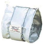 【直送品】 ヤガミ フランジ用保温ジャケット TJF-15A (466-1206) 《配管保護資材》