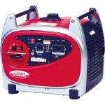 【直送品】 やまびこ 新ダイワ 防音型インバーター発電機 2.0kVA IEG2000M-Y (468-9381) 《ガソリン発電機》