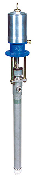 【直送品】 ヤマダ 分割型ドラム缶用ポンプ (ドラムタイプ) DR-110B5 (851831)