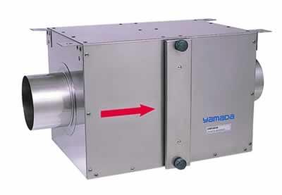 技術と環境を結ぶ。 【直送品】 ヤマダ (YAMADA) ディーゼル排気ガス簡易型黒煙低減装置 FBシリーズ FB-6 (853295)