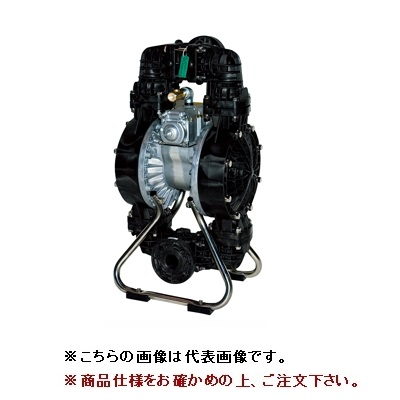 【直送品】 ヤマダ ダイアフラムポンプ NDP-40BVS (853865)