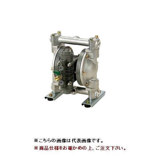 【直送品】 ヤマダ 高耐食ダイアフラムポンプ NDP-P20BSE (854068)