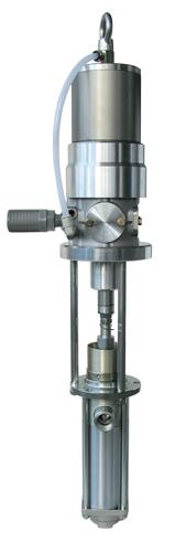 【直送品】 ヤマダ (YAMADA) 分割型ドラム缶用ポンプ SH-B ・SH-B SUSシリーズ SH-125B3.5 (854592)