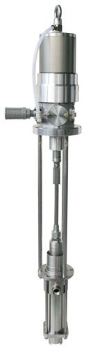 【直送品】 ヤマダ 分割型ステンレスポンプ (ドラムタイプ) DR-125B5 SUS (854608)