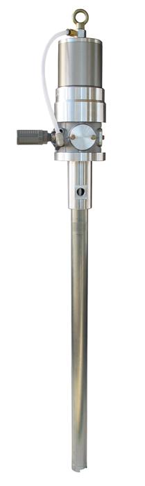 【直送品】 ヤマダ ドラム缶用オイルポンプ (ドラムタイプ) DR-125A13 (854620)