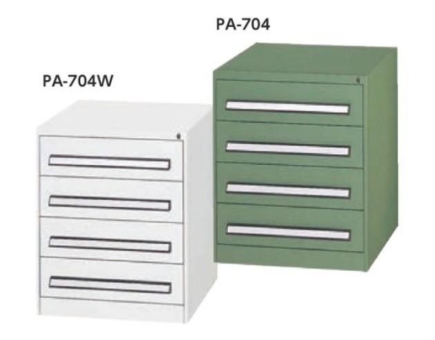 【直送品】 山金工業 ツールキャビネット 軽中量タイプ(PA型) PA-704 【法人向け、個人宅配送不可】 【大型】