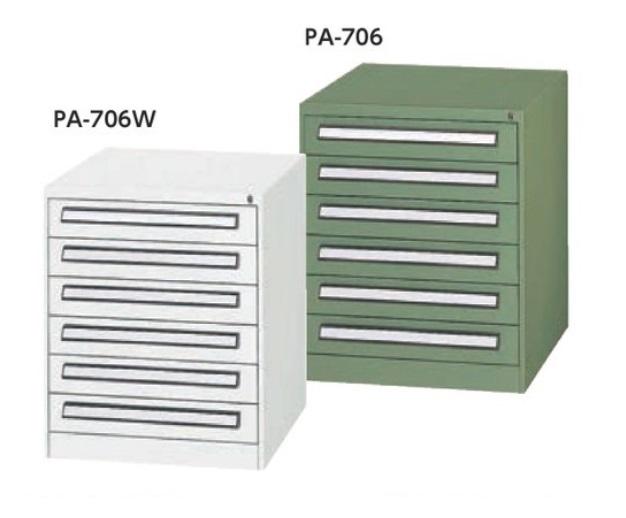 【直送品】 山金工業 ツールキャビネット 軽中量タイプ(PA型) PA-706W 【法人向け、個人宅配送不可】 【大型】