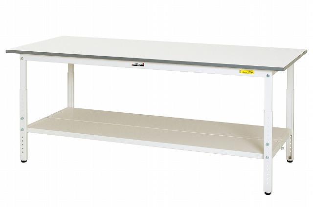 【直送品】 山金工業 ワークテーブル SUPA-960TT-WW 【法人向け、個人宅配送不可】 【大型】