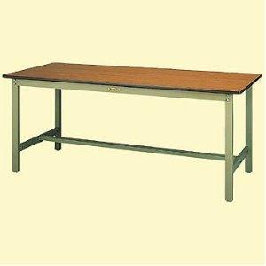 【直送品】 山金工業 ワークテーブル SWP-1275-MG 【法人向け、個人宅配送不可】 【大型】