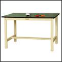 【直送品】 山金工業 ワークテーブル SWR-1275-GI 【法人向け、個人宅配送不可】 【大型】