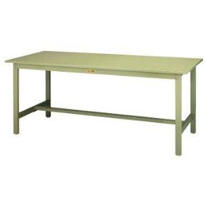 【直送品】 山金工業 ワークテーブル SWS-1260-GG 【法人向け、個人宅配送不可】 【大型】