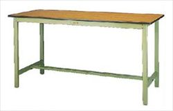 【代引不可】 山金工業 ヤマテック ワークテーブル SJMH-1575-MG 【メーカー直送品】