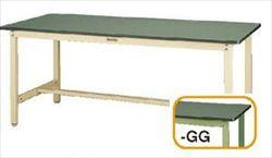 【代引不可】 山金工業 ヤマテック ワークテーブル SJR-1560-GG 【メーカー直送品】