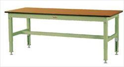 【直送品】 山金工業 ワークテーブル SVMA-1260-MG 【法人向け、個人宅配送不可】 【大型】