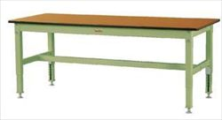 【直送品】 山金工業 ワークテーブル SVMA-1275-MG 【法人向け、個人宅配送不可】 【大型】