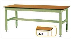 【直送品】 山金工業 ワークテーブル SVMA-1275-MI 【法人向け、個人宅配送不可】 【大型】
