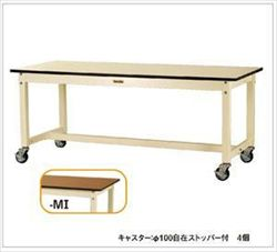 【直送品】 山金工業 ワークテーブル SVMC-960-MI 【法人向け、個人宅配送不可】 【大型】