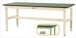 【直送品】 山金工業 ワークテーブル SVRA-1275-GG 【法人向け、個人宅配送不可】 【大型】